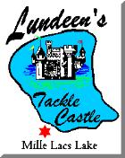 Lundeen's Tackle Castle - Mille Lacs home page